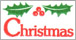 **OVERSTOCK** Christmas label roll(s) 19x12mm