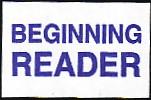 Beginning Reader label roll(s) 1